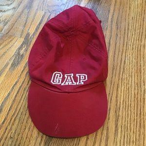Children's GAP Red & White Hat